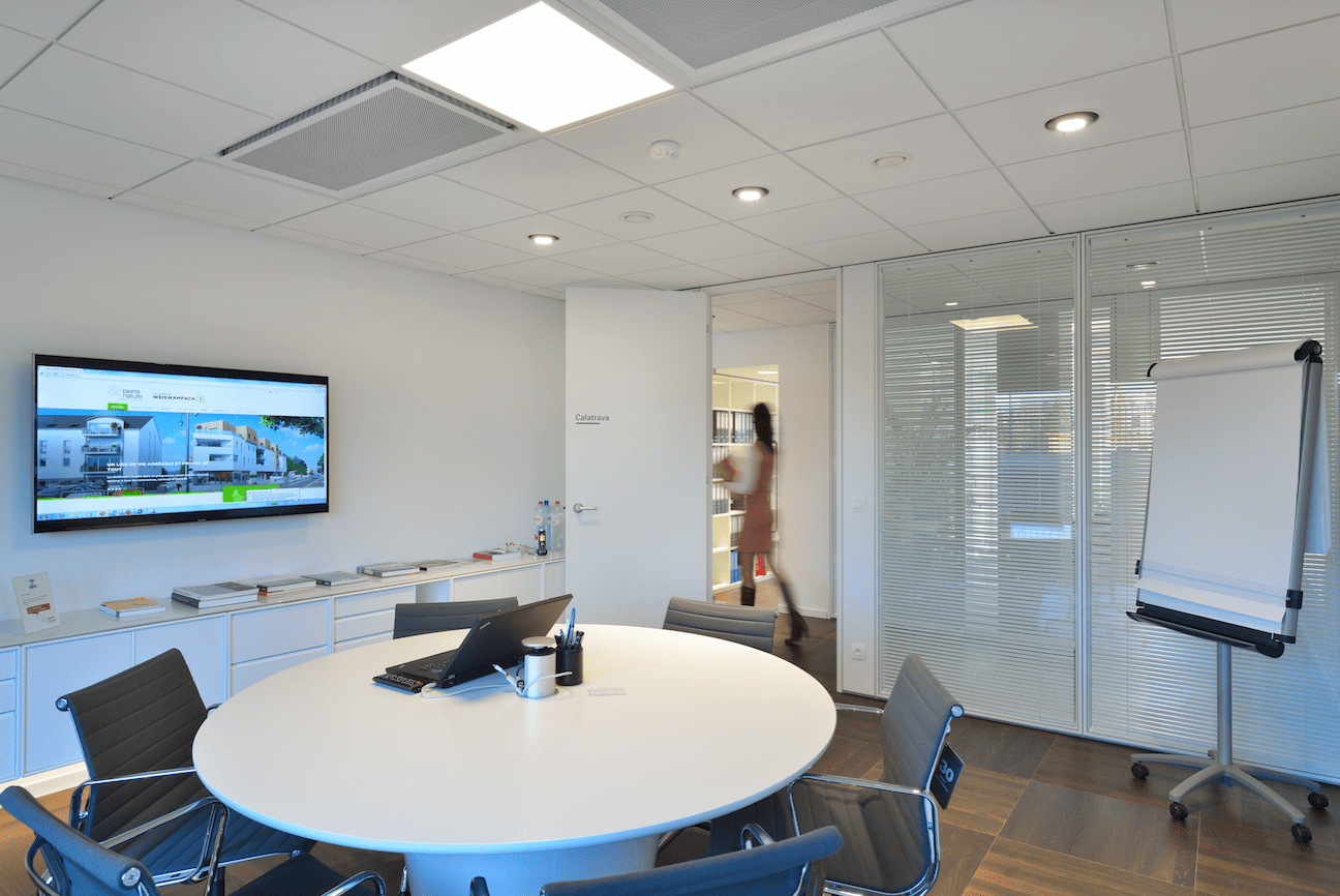 Offices workinlux i business center weiswampach luxembourg