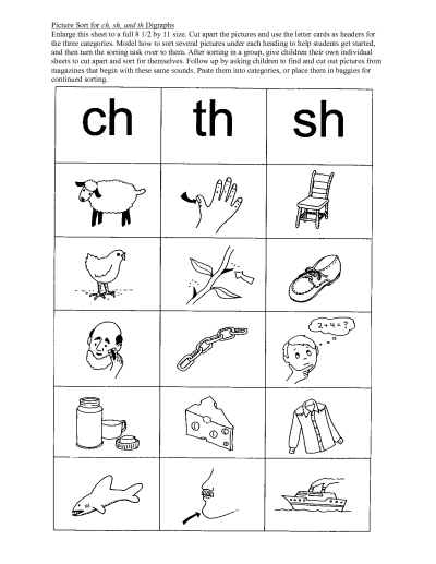 10 Best Images of Letter Phonics Short O Worksheets - Short O Word Families Cut and Paste ...