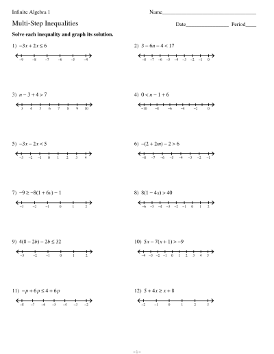 One Step Equations Multiplication And Division Kuta - Tessshebaylo