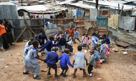 Rising Angels Kenya