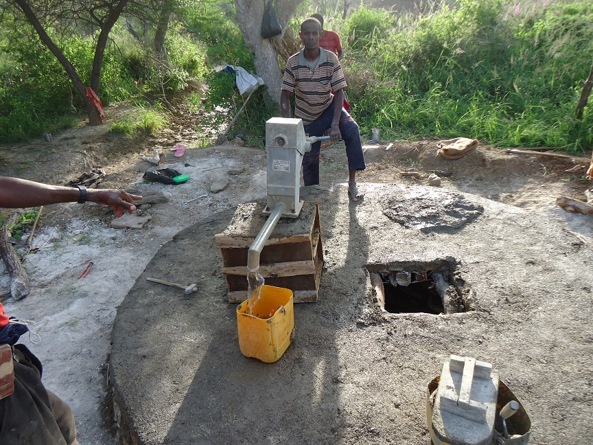 Somalia Clean Water