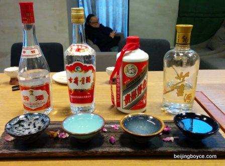 en vain baijiu bar beijing china flights shots cocktails snacks pizza (3)