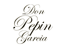 don pepin garcia logo - world famous cigar bar