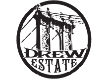 drew estate logo - world famous cigar bar