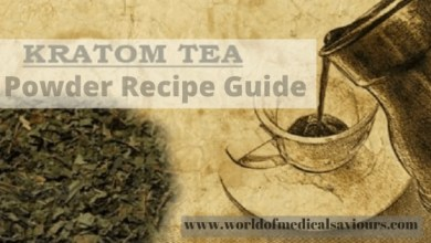 Photo of Kratom Tea Powder Recipe Guide