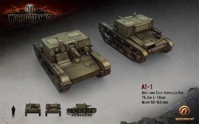 World of Tanks Renders