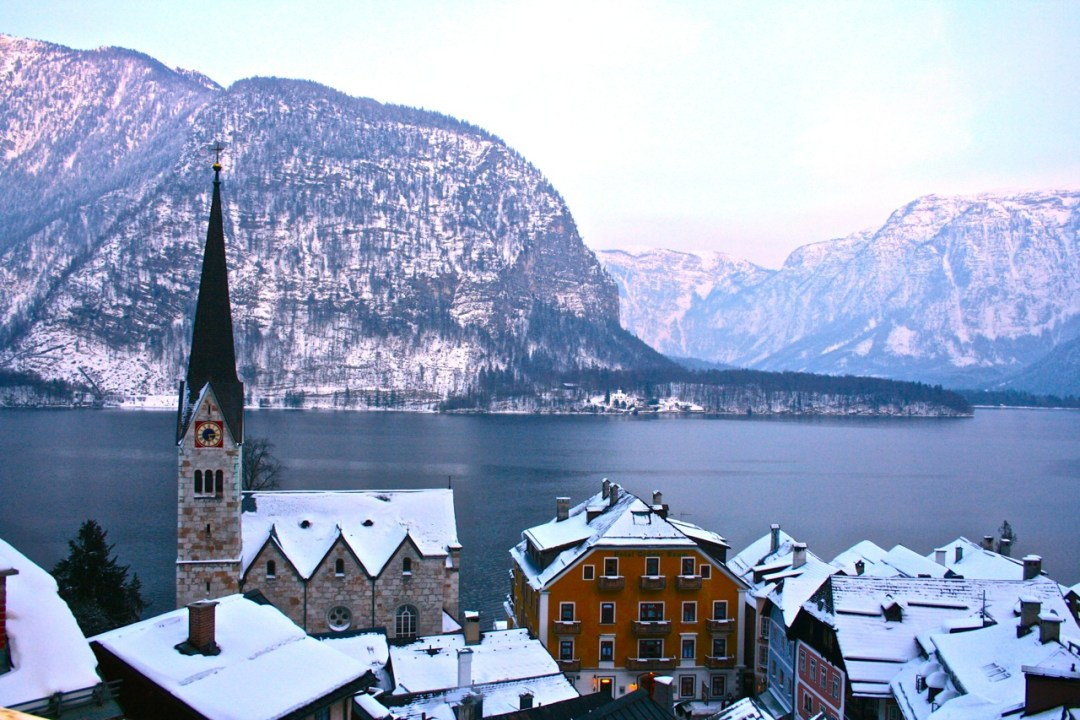 I 39 ve been dreaming of a white christmas 10 cities to go for Best places to visit for christmas