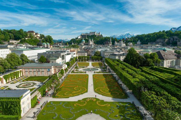 Mirabellgardens - Photo: Salzburg Tourismus