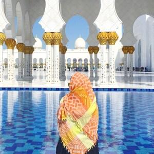 Brooke Zayed Mosque