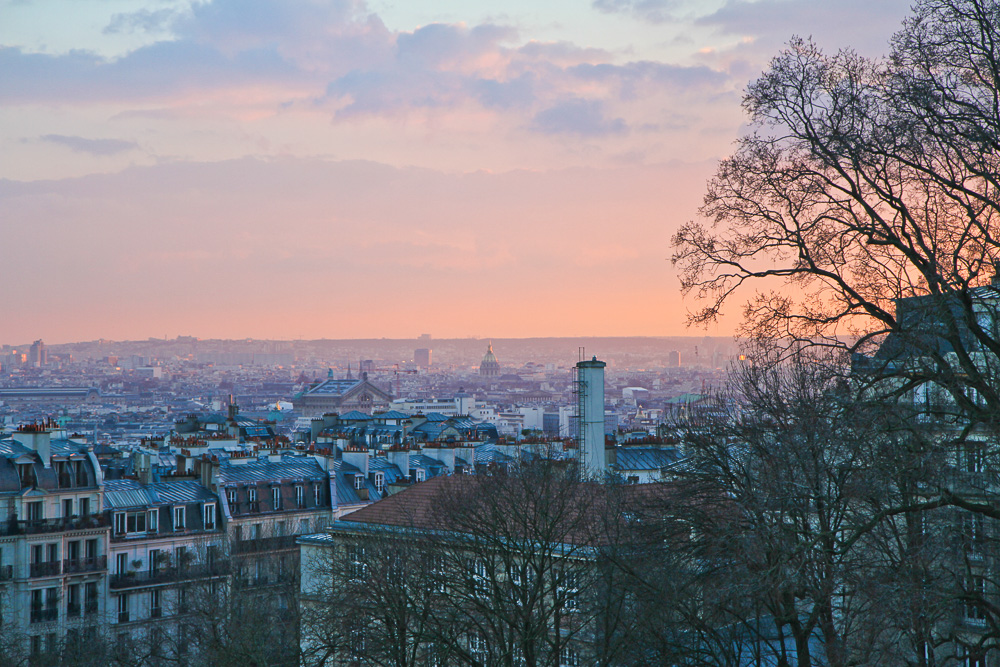 Paris by Neighbourhood: Sacré Cœur
