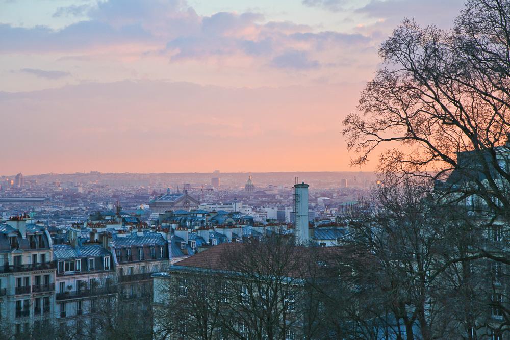 Paris by Faye Bullock