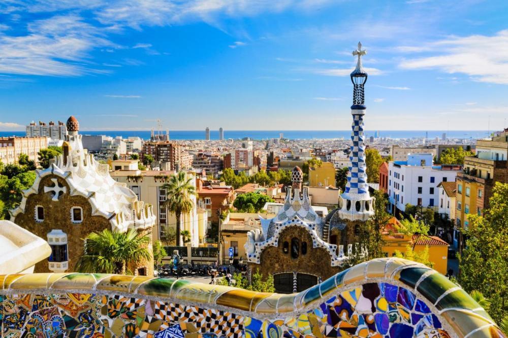 Gaudi Park Barcelona