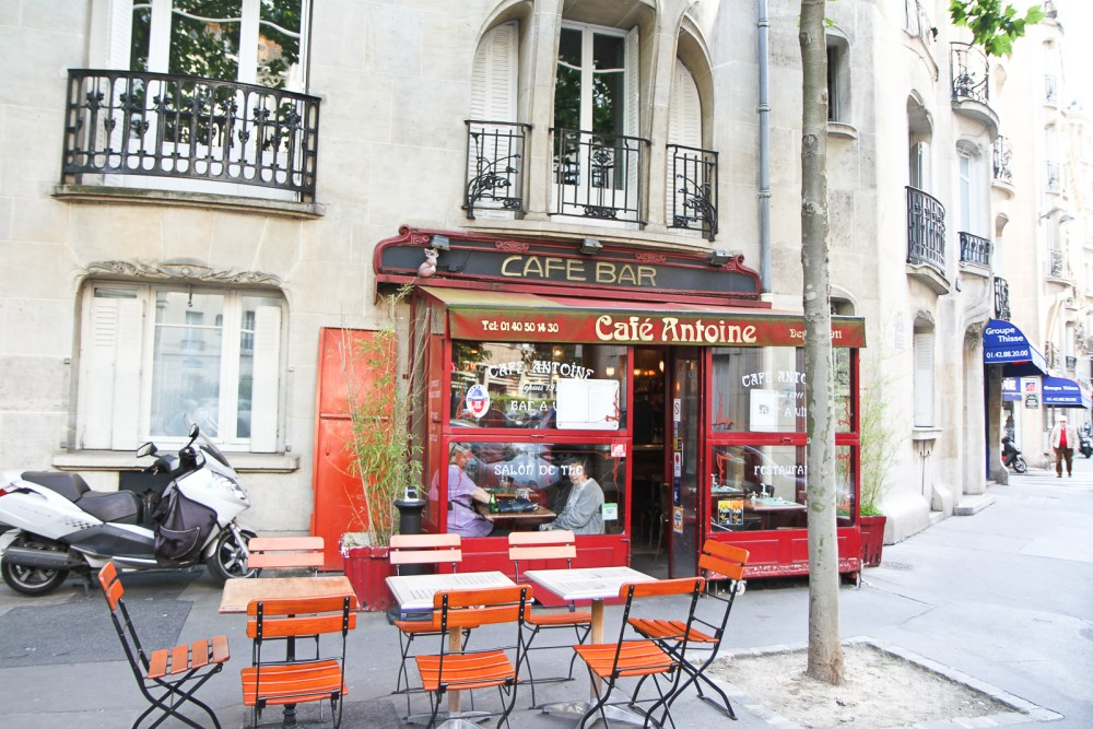 Art Nouveau in Paris-13