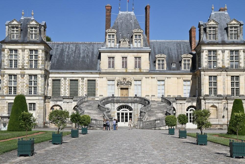 Chateau de Fontainebleau-11