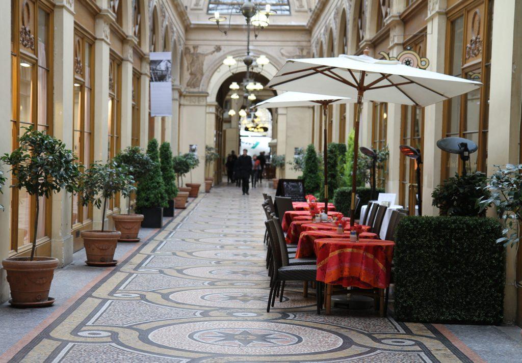 Arcades, Paris