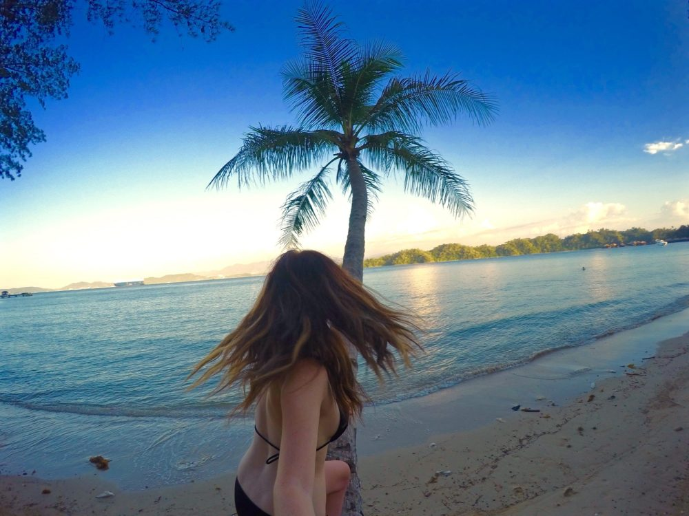 Brooke Saward   Gaya Island