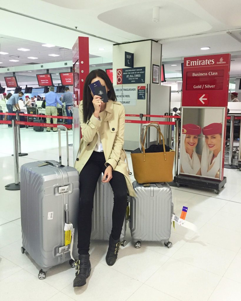 Emirates Business Class Review | World of Wanderlust