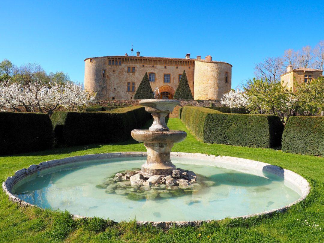 Chateau de Bagnols | World of Wanderlust