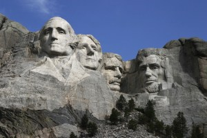Dean_Franklin mount rushmore founding fathers south dakota