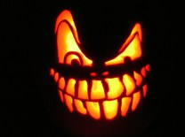 Happy_Halloween! scary