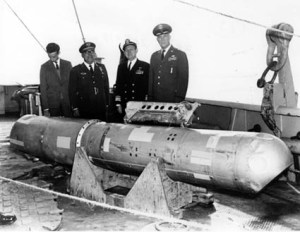 nuclear Palomares_H-Bomb_Incident