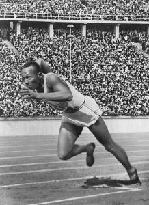jesse owens black african american sports olympics
