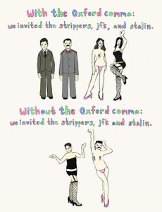 Doug Stephens Flickr jfk, stalin, and stripers oxford comma
