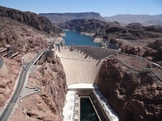 hoover dam infrastricture water