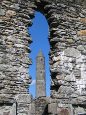 ireland tower fortress eyre