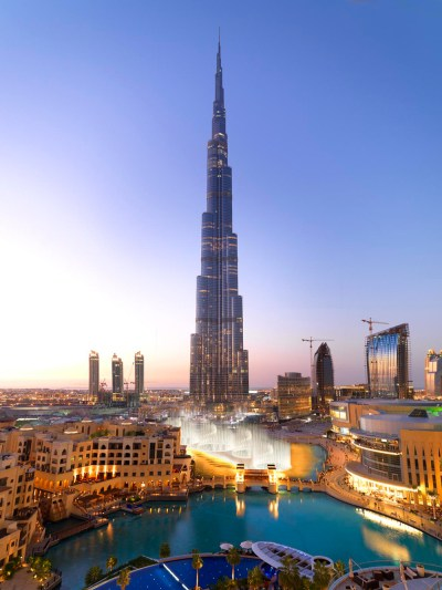 Dubai's New Armani Hotel Opening Postponed to April 22 - WORLD PROPERTY JOURNAL Global News Center