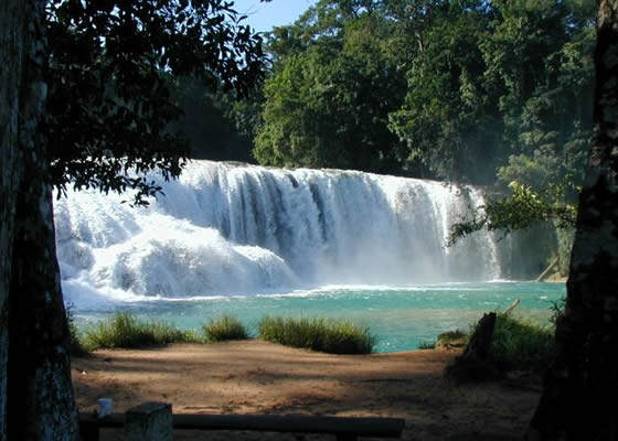 Cascadas de Agua Azul – Top Waterfalls in the World