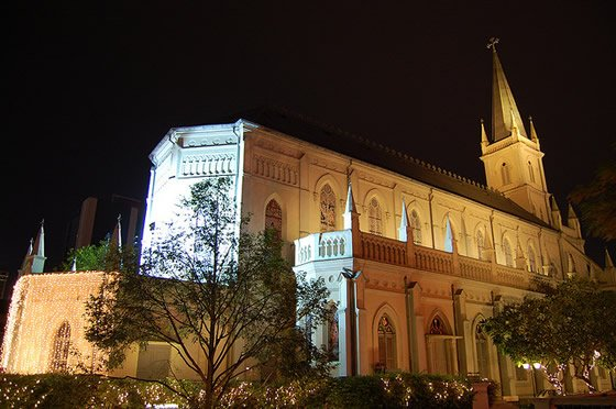 Chijmes – Places in Singapore