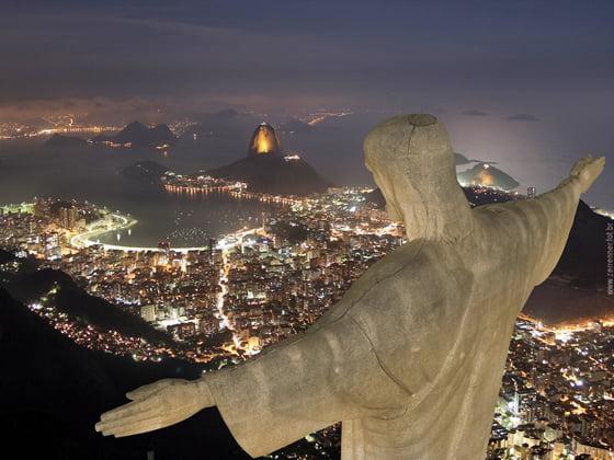 Christ Redeemer – Top Places in Rio de Janeiro