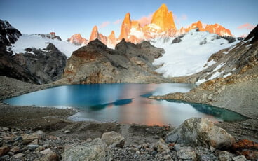 Top 50 Beautiful Lakes in Argentina