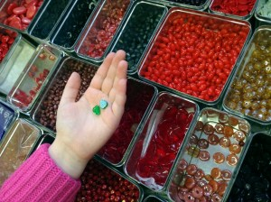 Bead buying in Jablonec nad Nisou - @World Travel Mama