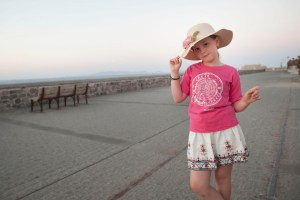 Heraklion, strolling the seaside promenade - @World Travel Mama
