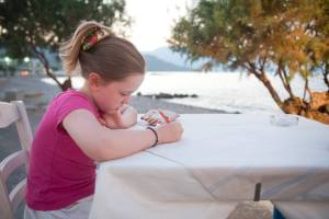 Kissamos, Crete - Sunset Taverna - @World Travel Mama