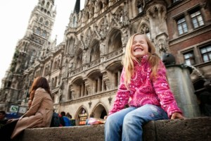 Marienplatz Munich - @World Travel Mama
