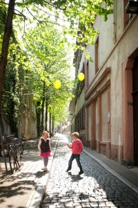 balloons in Heidelberg - @World Travel Mama