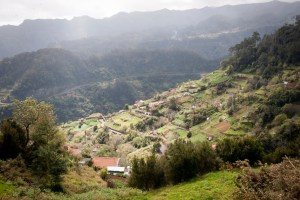 picturesque valley Madeira - @World Travel Mama