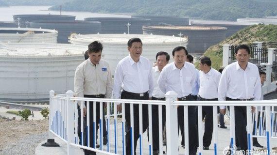 Xi consolidates power, elevates 6th Generation Zhejiang protégés