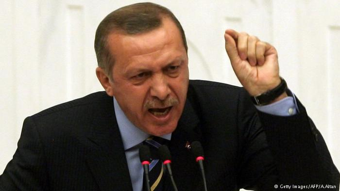 'I condemn it': Erdogan blasts U.S. assist to Kurdish offensive in Syria