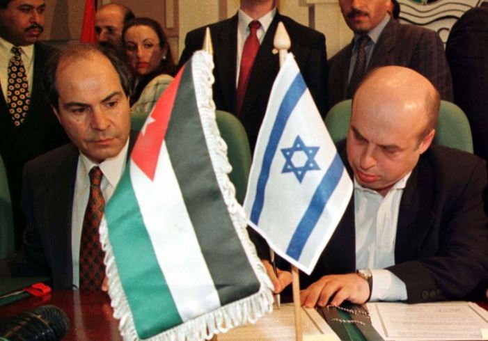 Arab media report new Jordan PM is pro-Israel