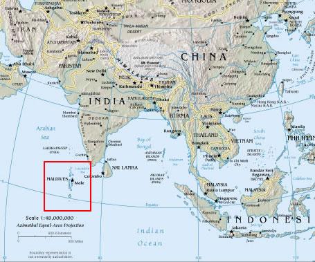 Sunni majority Maldives severs ties with Shi'ite Iran