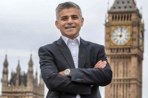 New London mayor hits Cameron's tactics from 'Trump playbook', condemns Labour's anti-Semitism