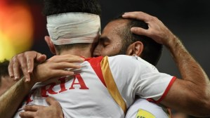 Against all odds: Syria soccer team advances in FIFA World Cup qualifying