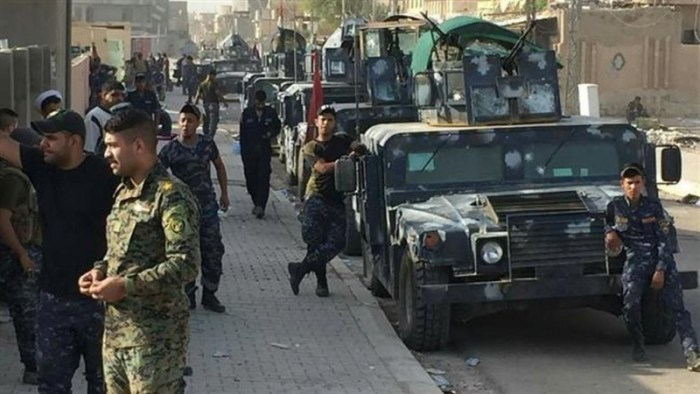 Overrum by ISIL in January 2014, Fallujah has been recaptured; Thousands still in refugee camps
