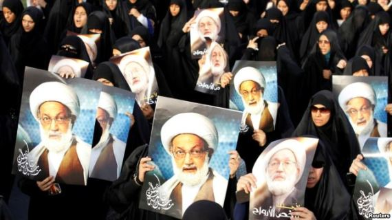 Iran threatens Bahrain after action against top Shi'ite Cleric