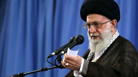 Trump jab? Iran's Khamenei threatens to burn nuclear deal if revoked