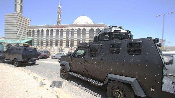 Jordanian intelligence officers killed in 'terrorist attack' north of Amman